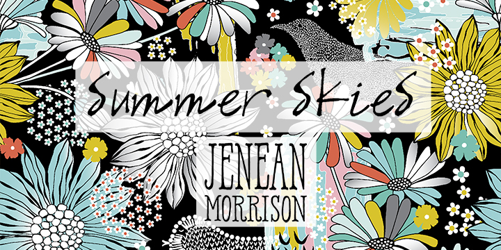 Summer Skies by Jenean Morrison